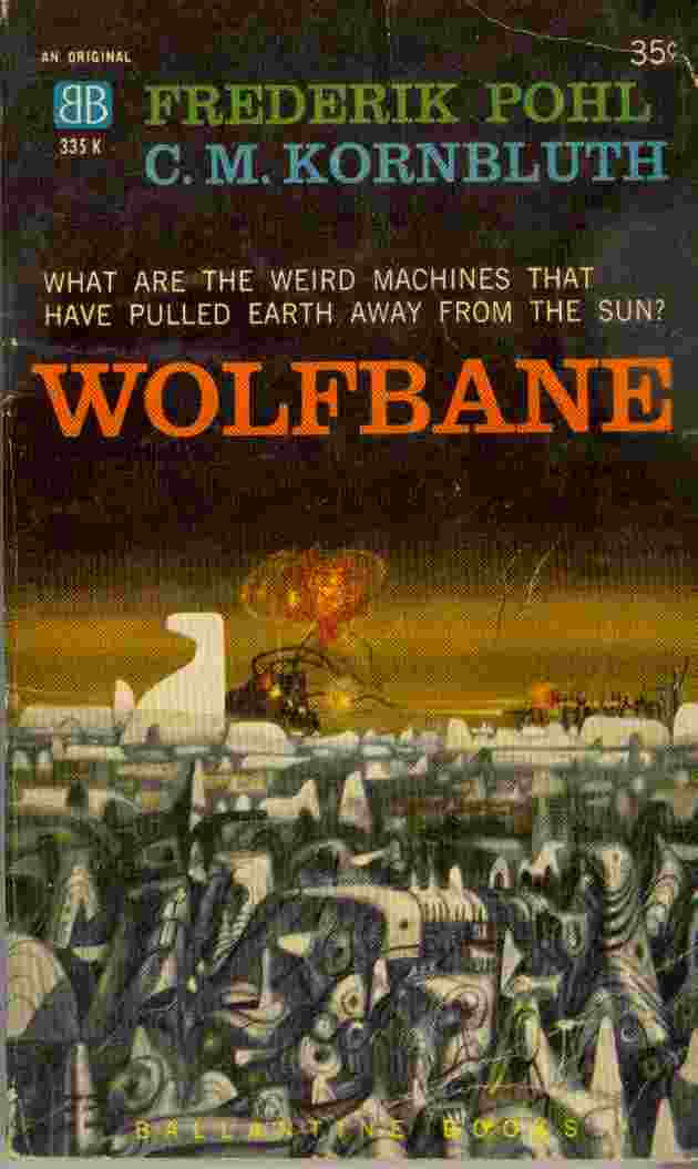 Image for Wolfbane