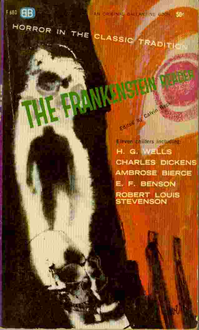 Image for The Frankenstein Reader