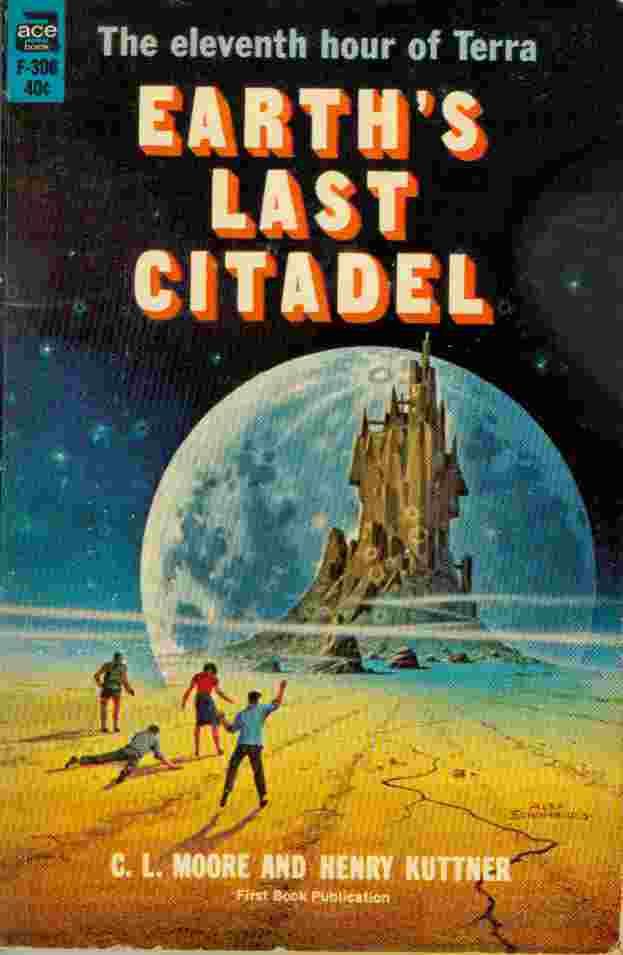 Image for Earth's Last Citadel