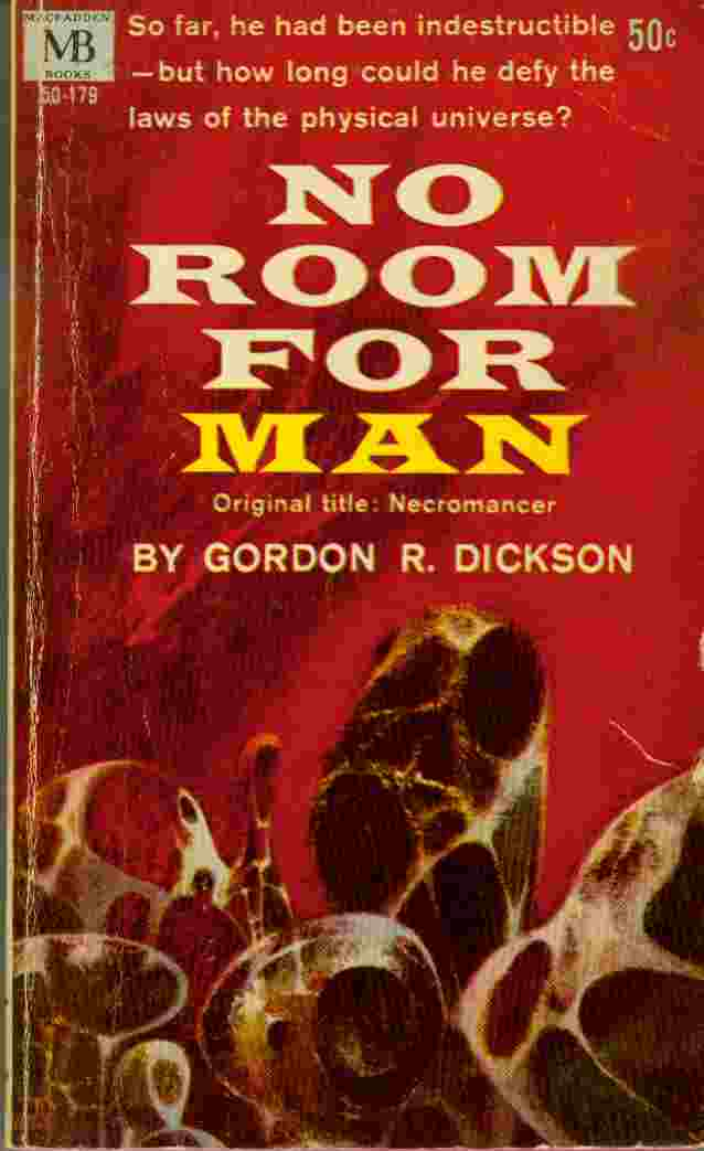 Image for No Room for Man