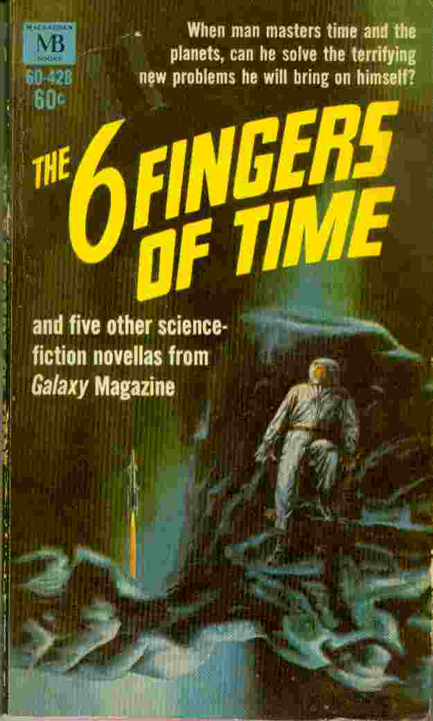 Image for The 6 Fingers of Time