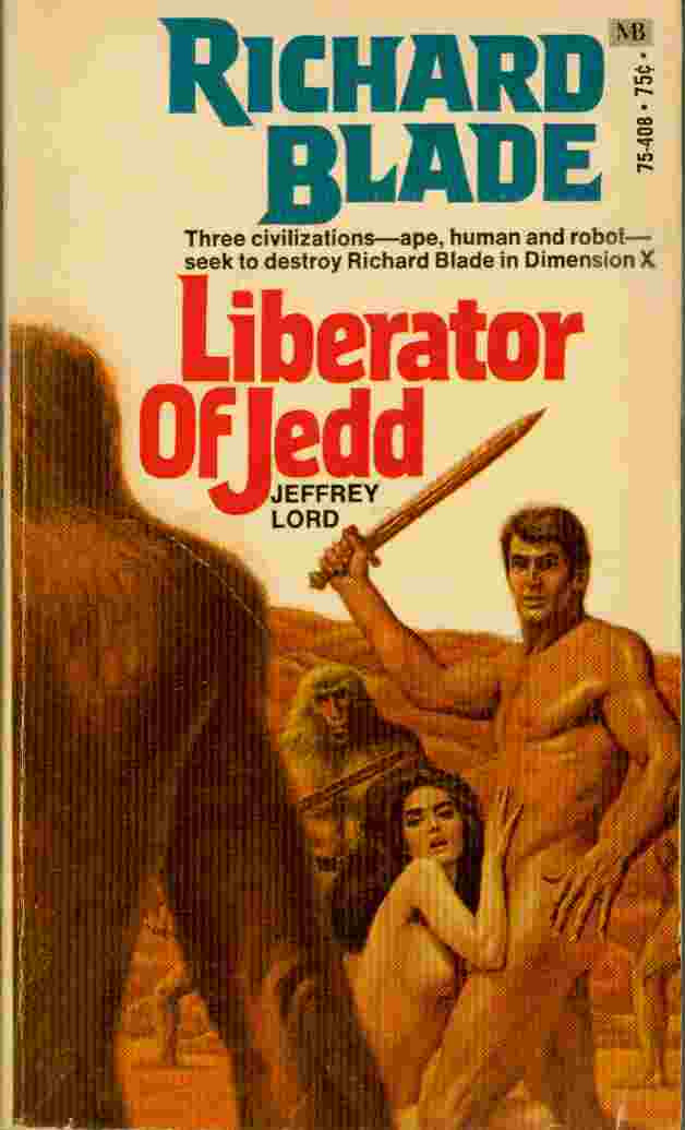 Image for Liberator of Jedd