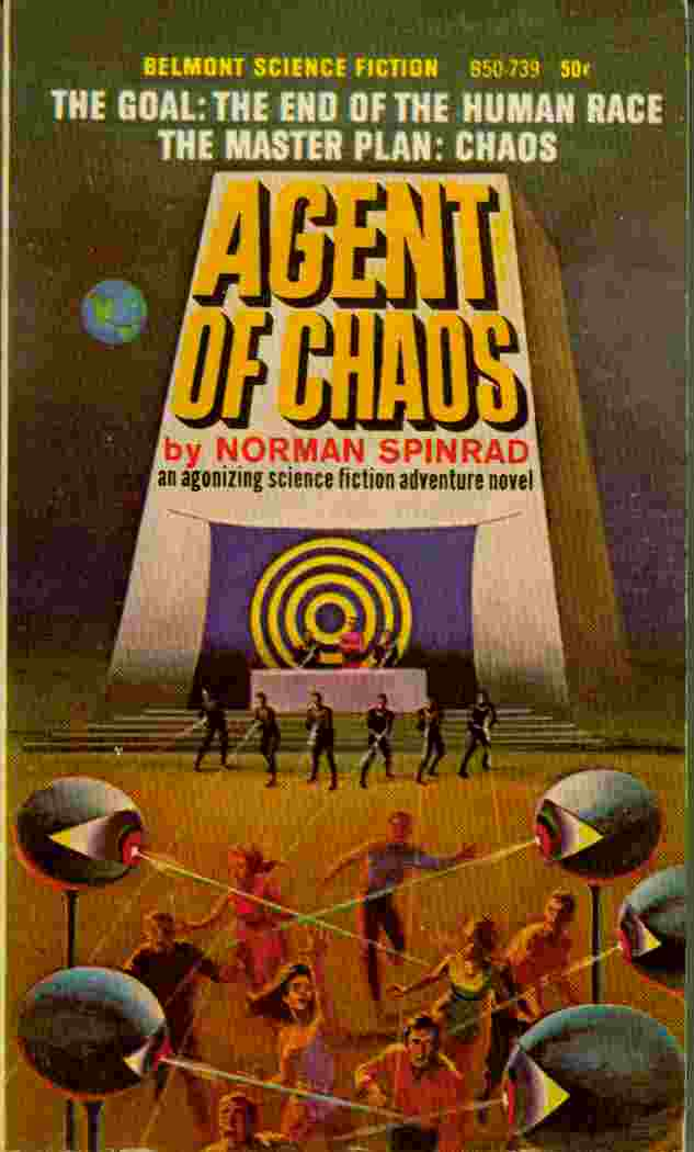 Image for Agent of Chaos