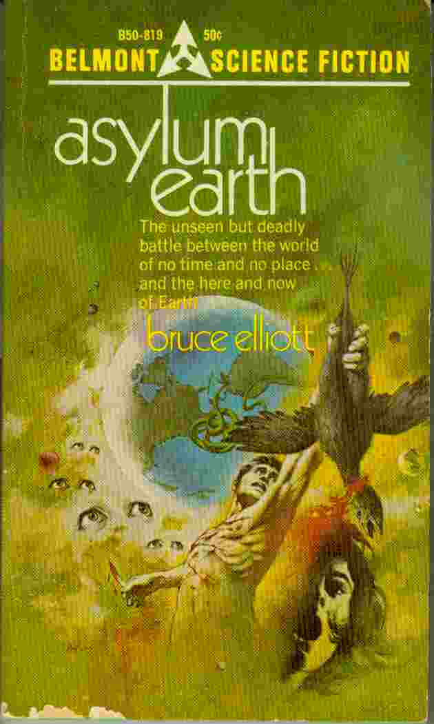 Image for Asylum Earth