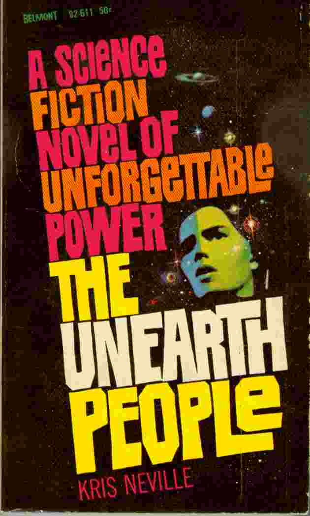 Image for The Unearth People