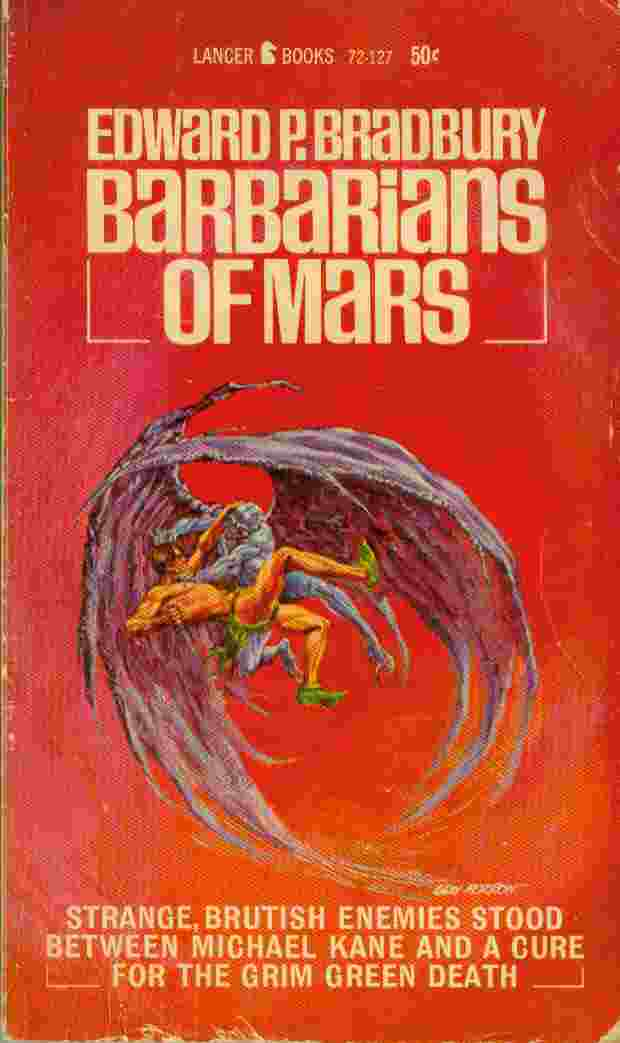 Image for Barbarians of Mars