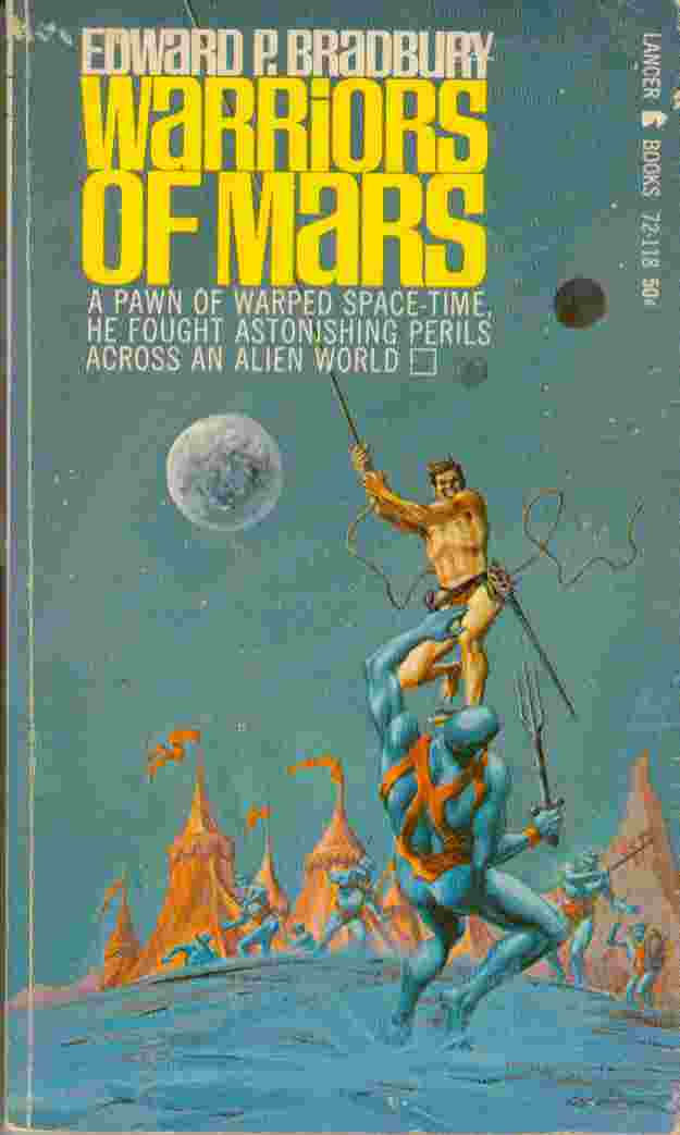Image for Warriors of Mars