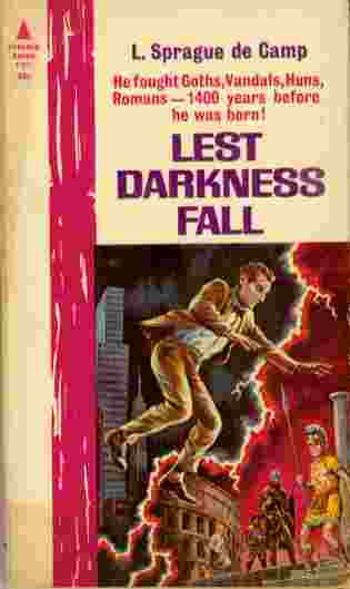 Image for Lest Darkness Fall