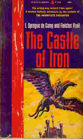 Image for The Castle of Iron