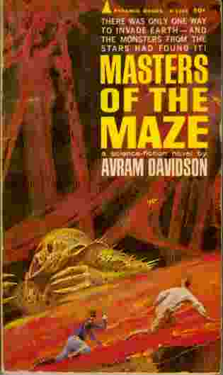 Image for Masters of the Maze