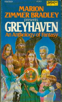 Image for Greyhaven An Anthology of Fantasy