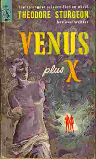 Image for Venus Plus X