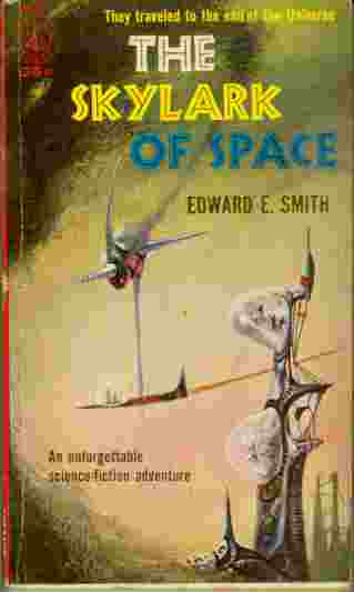 Image for The Skylark of Space