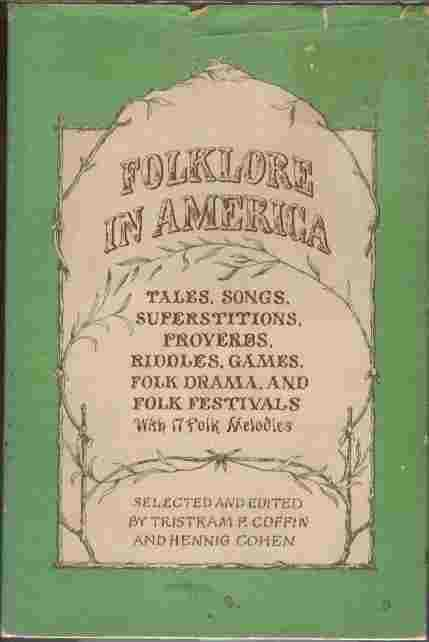 Image for Folklore in America