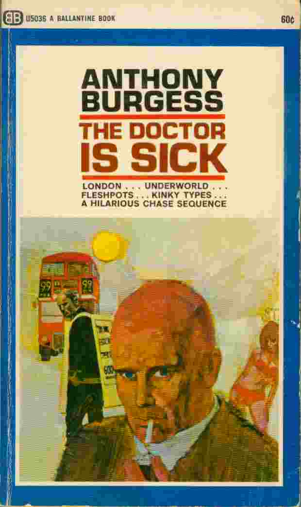 Image for The Doctor is Sick