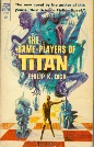 Image for The Game-Players of Titan