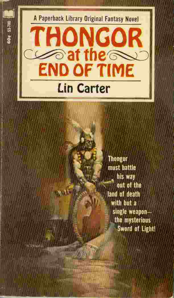 Image for Thongor at the End of Time