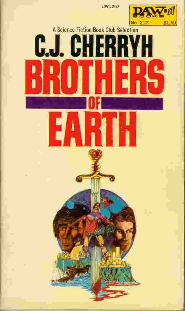 Image for Brothers of Earth