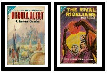 Nebula Alert -- Ace Double Wih the Rival Rigelians