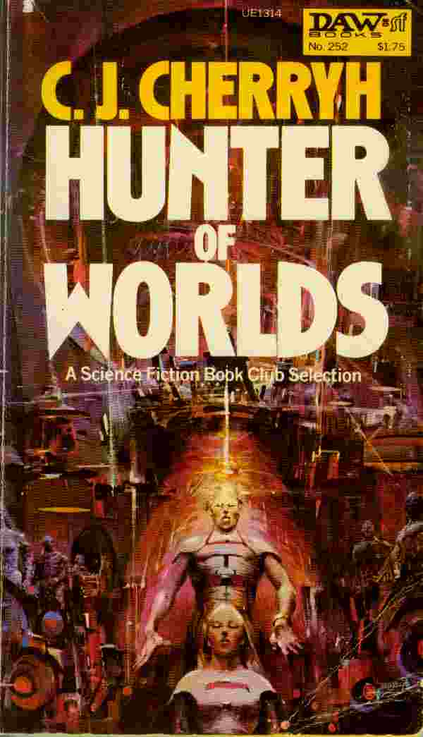Image for Hunter of Worlds