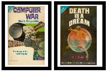Image for Computer War  - Ace Double with Death is a Dream
