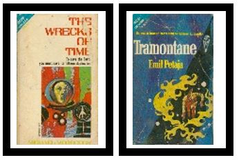 Image for The Wrecks of Time -- Ace Double with Tramontane