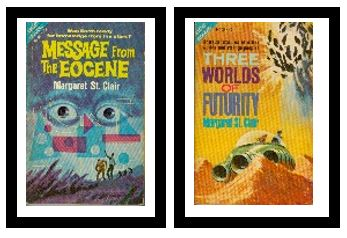 Image for Message from the Eocene -- Ace Double with Three Worlds of Futurity