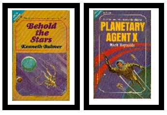 Image for Behold the Stars -- Ace Double with Planetary Agent X