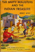 Image for Happy Hollisters and the Indian Treasure