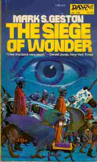 Image for The Siege of Wonder