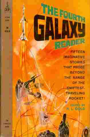 Image for The Fourth Galaxy Reader