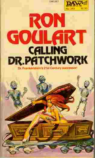 Image for Calling Dr. Patchwork