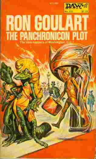 Image for The Panchronicon Plot