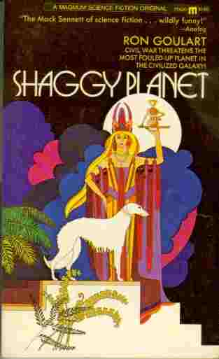 Image for Shaggy Planet - Civil War threatens the most fouled-up planet in the civilized galaxy!