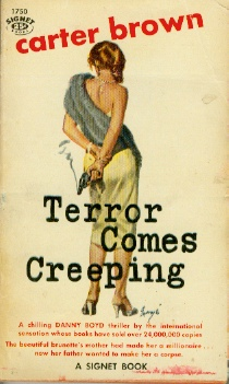 Image for Terror Comes Creeping