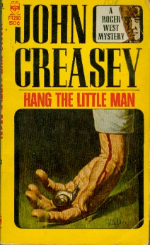 Image for Hang the Little Man