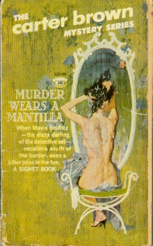 Image for Murder Wears a Mantilla