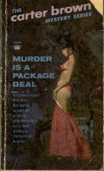 Image for Murder is a Package Deal