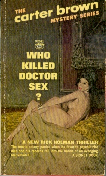 Image for Who Killed Doctor Sex?