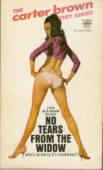 Image for No Tears from the Widow