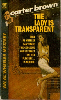 Image for The Lady is Transparent