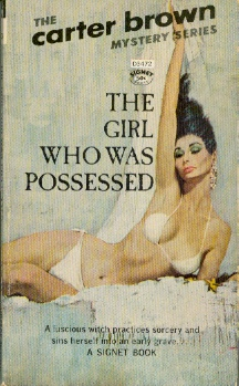 Image for The Girl Who Was Possessed