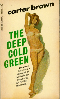 Image for The Deep Cold Green
