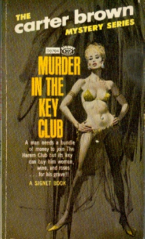 Image for Murder in the Key Club
