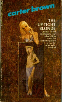 Image for The Up-Tight Blonde