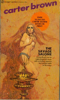 Image for The Savage Salome