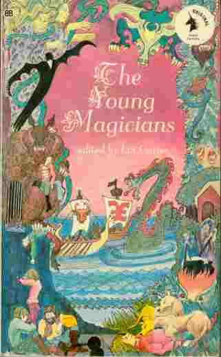 Image for The Young Magicians