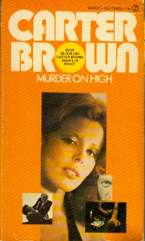 Image for Murder on High