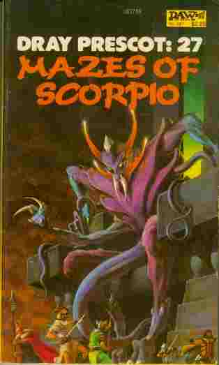 Image for Mazes of Scorpio