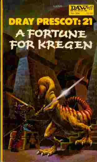 Image for A Fortune for Kregen